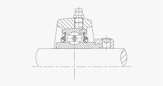 R8 密封结构